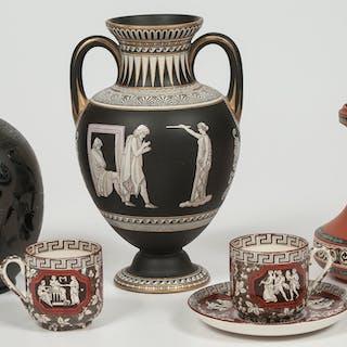 English Greek-style Pottery
