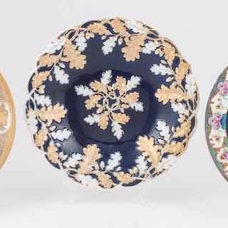 Meissen, Meissen and Other Continental Plates