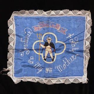 WWII Blue Devil Pillow Case