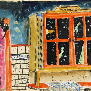 The large window - Ralph Gierhards