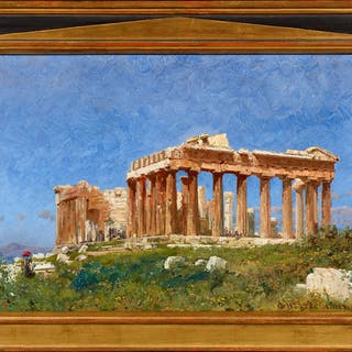 View of the Acropolis in Athens - Ralph Gierhards