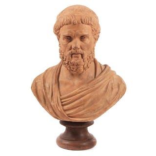 Büste eines Philosophen