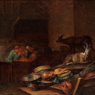 Cornelis Saftleven, 1607 Gorkum – 1681 Rotterdam, Kreis des