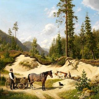 Carl Hendrik Boegh, 1827 – 1893
