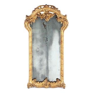 Dekorativer Barock-Spiegel