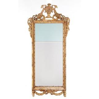 Feiner Louis XVI-Spiegel
