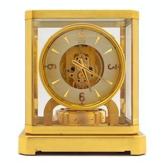 A Swiss Brass Atmos Clock