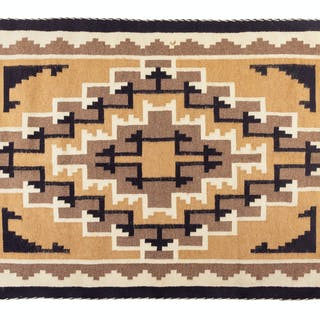 Two Native American Textiles