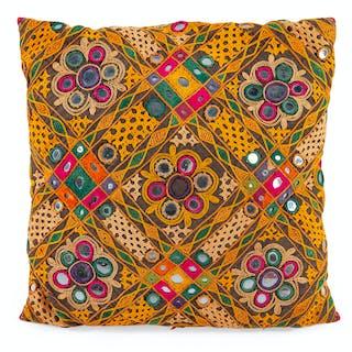 Three Decorative Pillows
