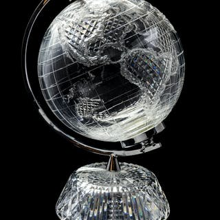 A Waterford Globe