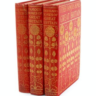 Malan, Alfred Henry, G. P. Putnam's & Sons, Famous Homes of Great