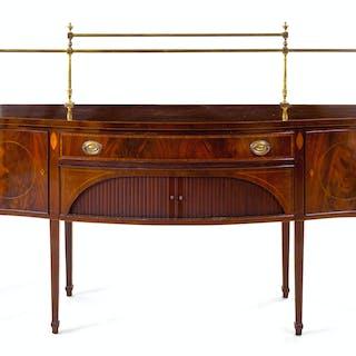 A George III Style Mahogany Sideboard