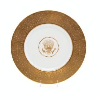 A Presidential Plate