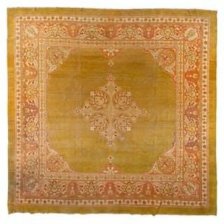 An Agra Amritsar Wool Rug