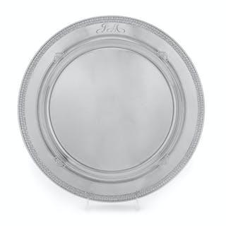 An American Silver Platter