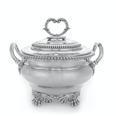 A George III Silver Tureen