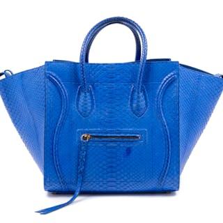 Céline by Phoebe Philo Medium Phantom Luggage Tote, 2014