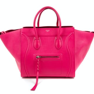 Céline Medium Phantom Luggage Tote, 2014