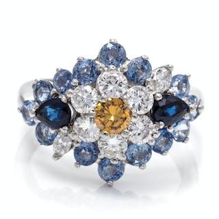 sapphire rings | Barnebys
