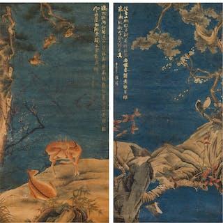 Attributed to Cheng Zhang, Gao Qifeng