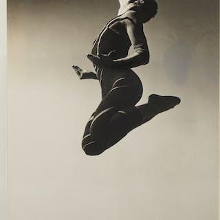 Use Litter Basket, 1939 and Merce Cunningham - Totem Ancestor, 1942-1972