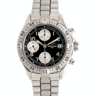 Breitling, Stainless Steel Ref. A13035 'Colt Chronograph' Wristwatch