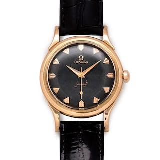 Omega, 18K Pink Gold Ref. 2852/2853 SC 'Constellation' Wristwatch
