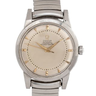 Omega, Stainless Steel Ref. 2657-6/2494SC Wristwatch