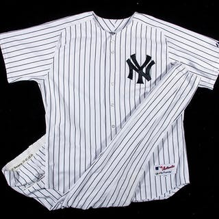 440ef12c2 Darryl Strawberry professional model New York Yankees Old Timers Day uniform