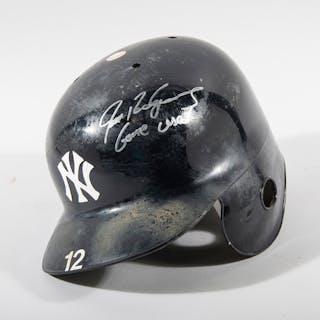 "Fine 2008 Ivan ""Pudge"" Rodriguez New York Yankees..."
