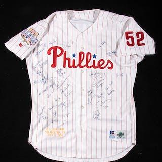 1996 Ricky Bottalico Philadelphia Phillies All-Star Game...