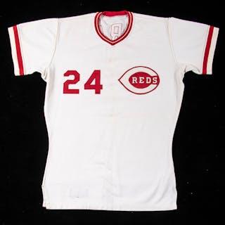 Superb 1973 Tony Perez Cincinnati Reds professional model...