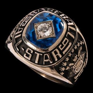 1991 All-Star game ring
