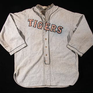 1928 Frank Shaughnessy Detroit Tigers professional model...