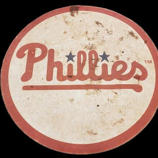 2018 Philadelphia Phillies On Deck Circle