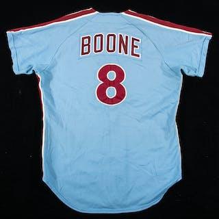 1973 Bob Boone Philadelphia Phillies professional model...