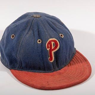 Rare c.1946 Vance Dunges autographed Philadelphia...