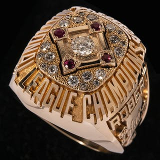 1993 Philadelphia Phillies National League Champions ring