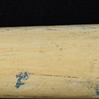 Rafael Palmiero professional model baseball bat (EX)...
