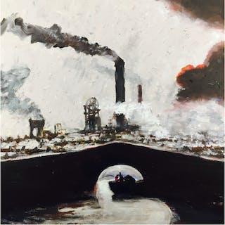 Atherton, William (1959 – ) – Last Bridge Before Home - Trent Art