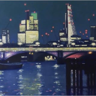 Sumner, Craig ( ) Blackfriars Bridge - Trent Art