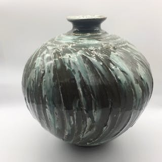 Shimwell, Alex ( ) Large Rounded Vase #1 - Trent Art