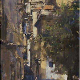 Sawyer, David RBA (1961 - ) Campanile Sant'ignazio all'Olivella, Palermo