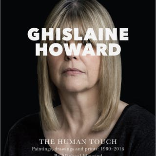 Howard, Ghislaine (1953 – ) The Human Touch by Michael Howard (Book)
