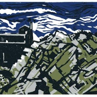Scott Martin, John PPRBSA FRSA ARSMA ( ) High Above the Crowns - Trent Art