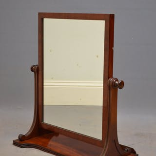 Regency Toilet Mirror by Gillows - Nimbus Antiques