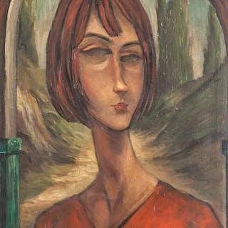 Amedeo Modigliani Italian Fauvist Oil Gallery