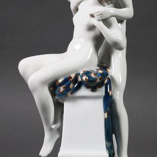 RICHARD AIGNER, Rosenthal Porcelain Figure
