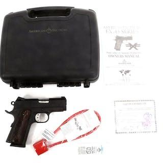 American Tactical Model Fxf Titan 45 Acp Pistol Current Sales