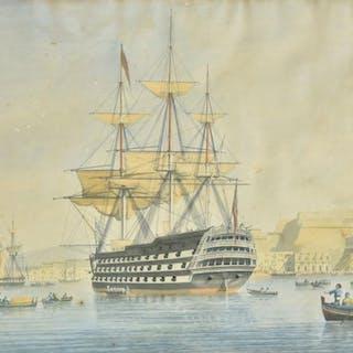 * Malta. Duncan (Edward), circa 1820